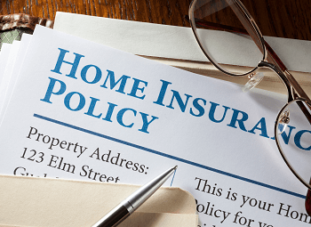 Home Insurance Policy form